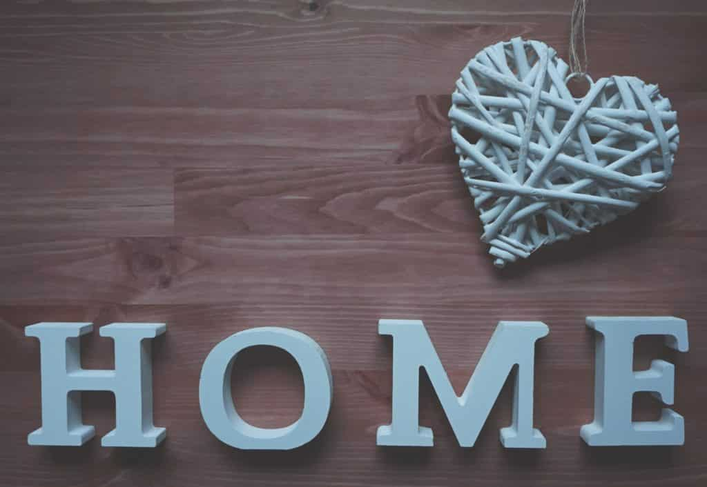 self-love starts at home
