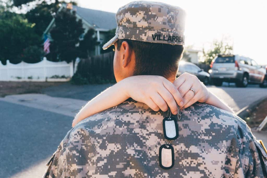 military family, children's health and wellness
