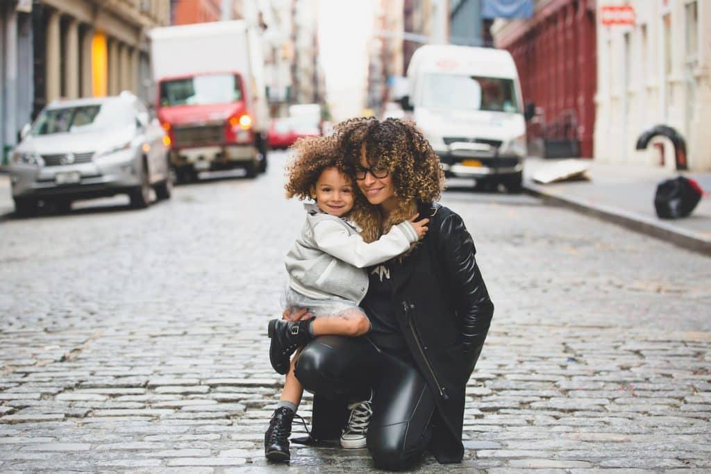 is loving children a choice?